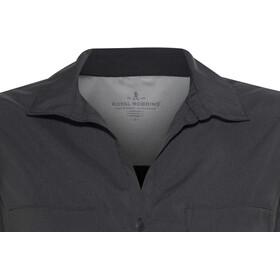 Royal Robbins Expedition Chill - Camiseta de manga larga Mujer - negro